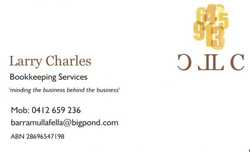 Larry Charles Bookkeeping Services - Insurance Yet