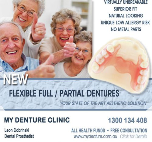 Mydenture Clinic - Insurance Yet